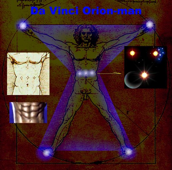 Leonardo Da Vinci Paintings Secrets Aliens The gallery for -->...